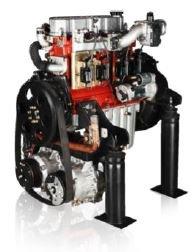 موتور درون سوز بهینه شده در ghp شرکت ال جی