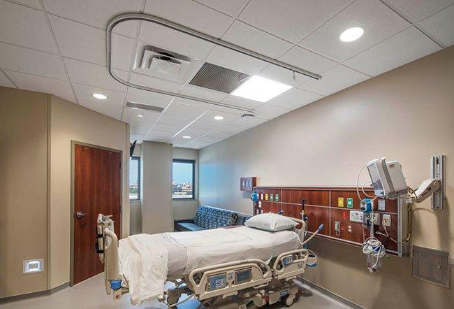 تهویه مطبوع واحد مراقبت های شدید (ICU)