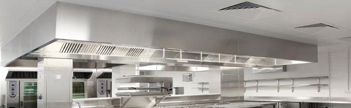 سیستم های تأمین هوای جایگزین در تهویه آشپزخانه