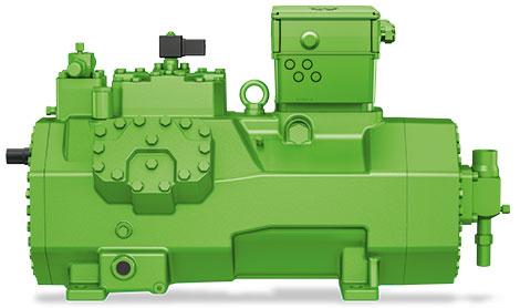 مدل Semi Hermetic with innovative motor technology - سری ECOLINE+
